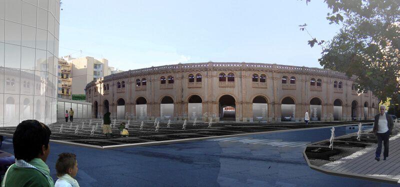 plaza toros castellon